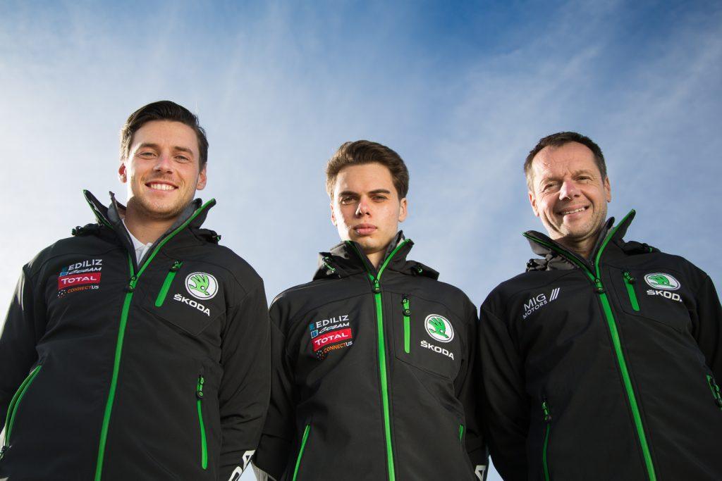 Mai 2017 – Team: Jasper Vermeulen, Achiel Boxoen & Freddy Loix