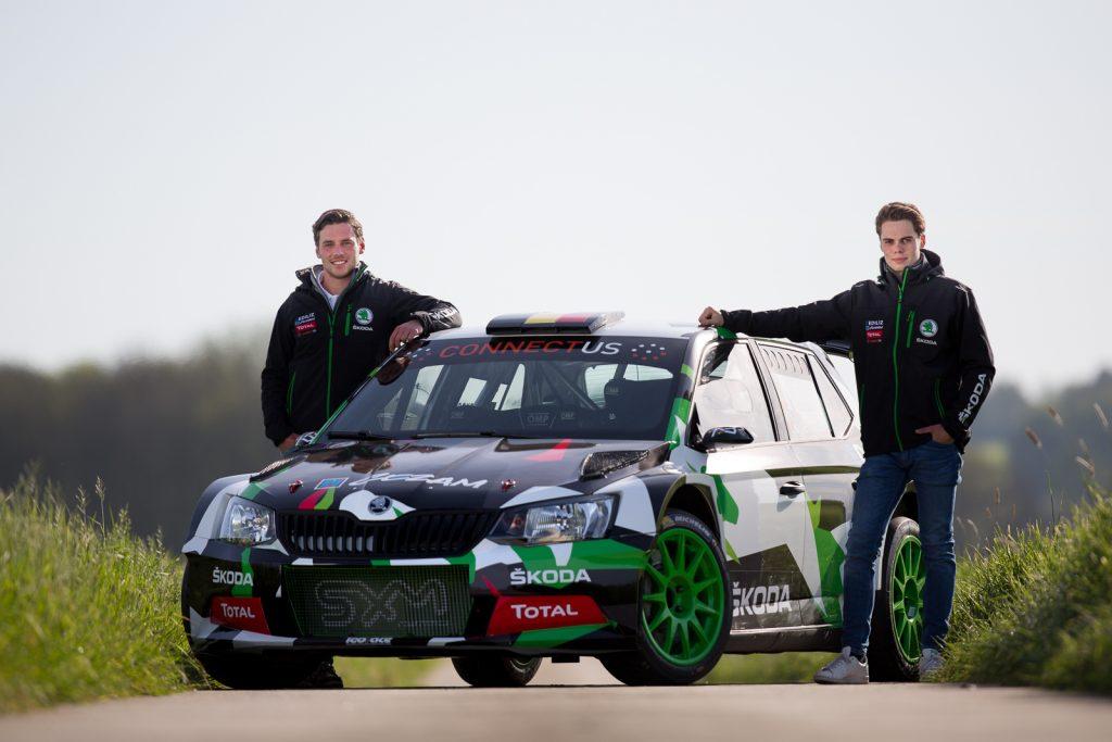 Mai 2017 – Team: Jasper Vermeulen & Achiel Boxoen