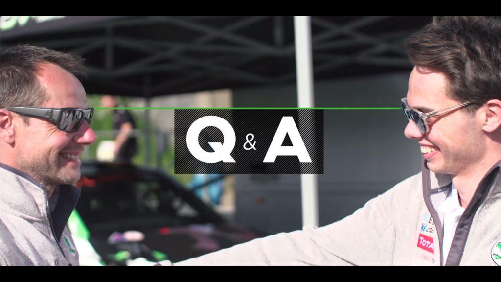 Freddy Loix & Achiel Boxoen – Q&A
