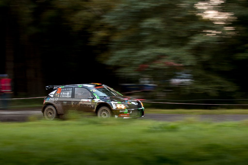 September 2017 – East Belgian Rally