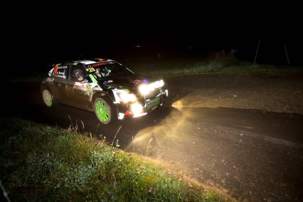 Septembre 2017 – East Belgian Rally