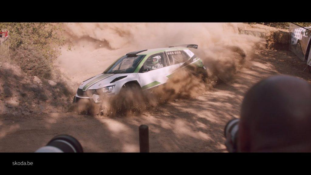 ŠKODA FABIA R5 WRC