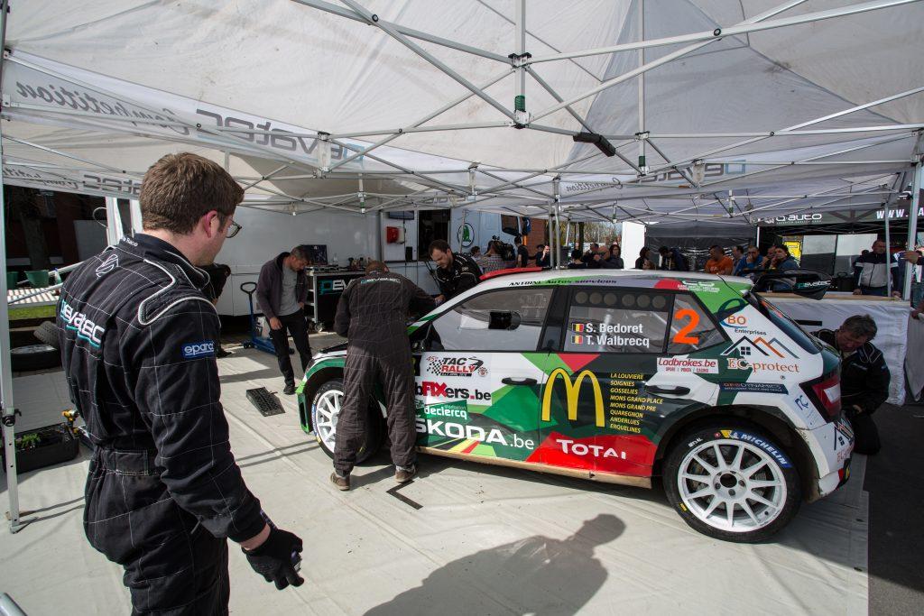 TAC Rallye 2018