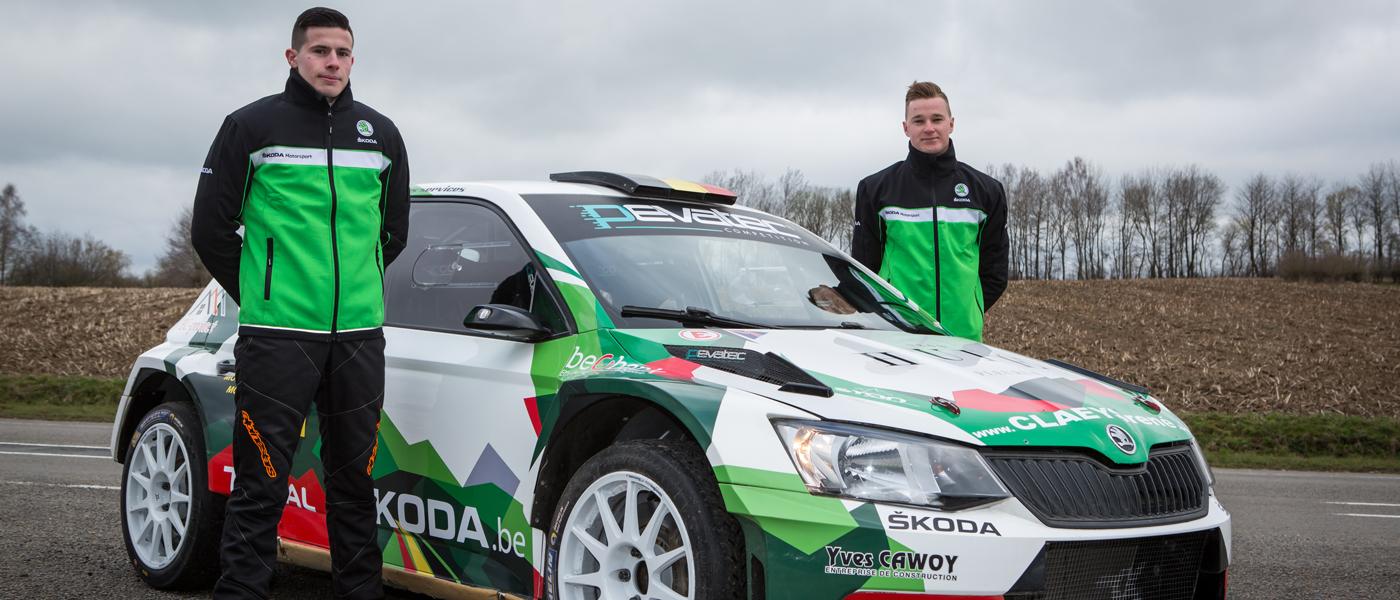 ŠKODA Motorsport Team