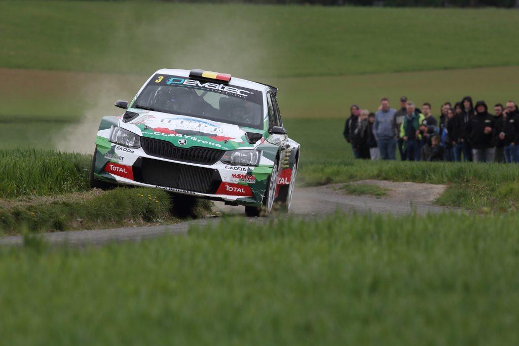 Rally van Wallonië 2018