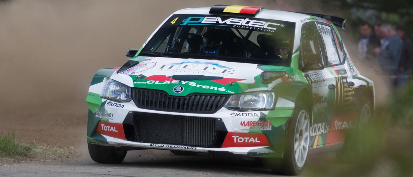 Le Ypres Rally, un rendez-vous majeur pour ŠKODA Belgique et Sébastien Bedoret