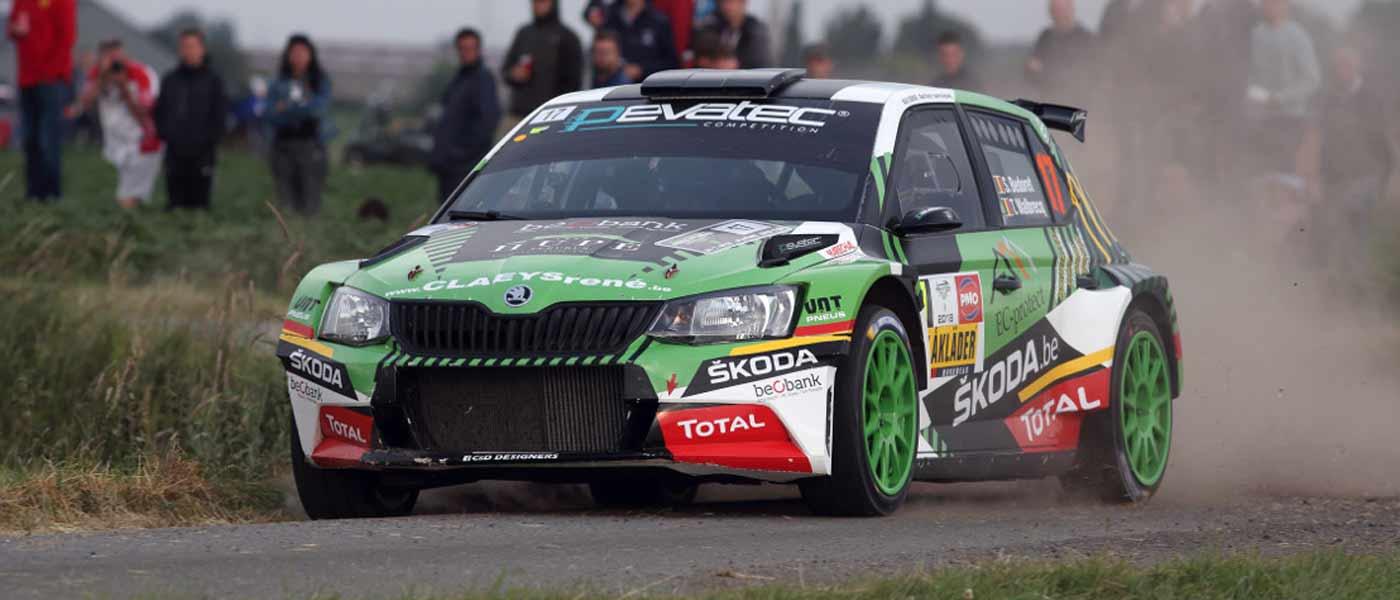 ADAC Rallye Deutschland: een nieuwe uitdaging voor Sébastien Bedoret