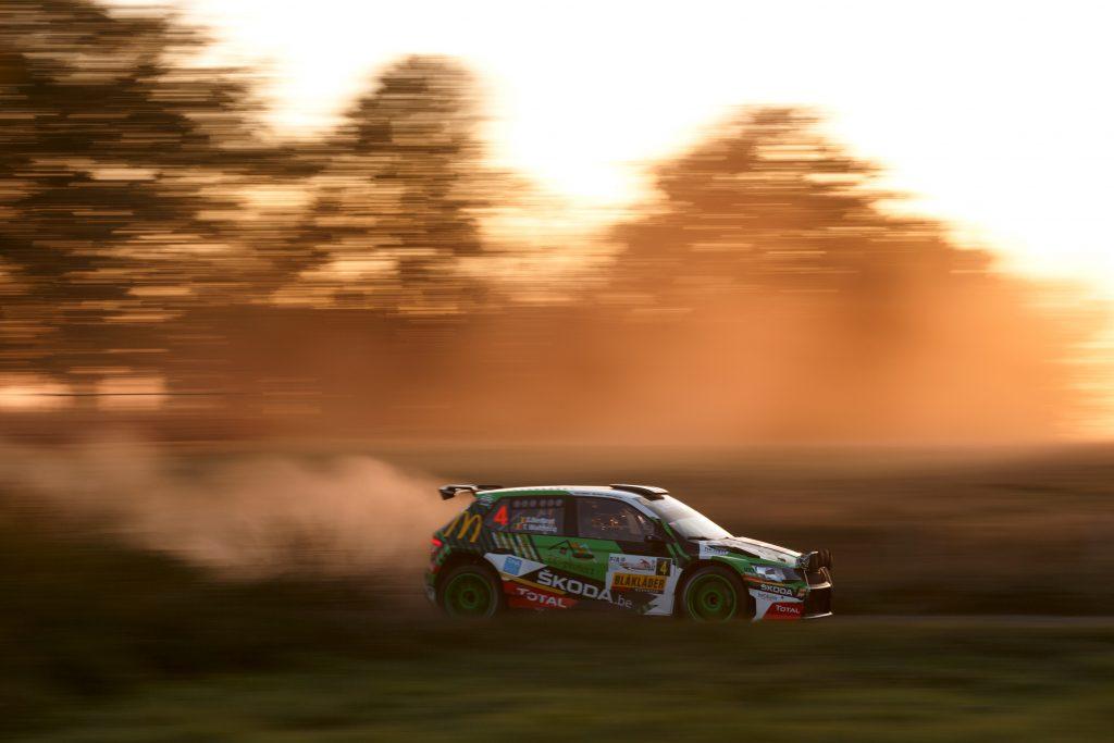 East Belgian Rally 2018