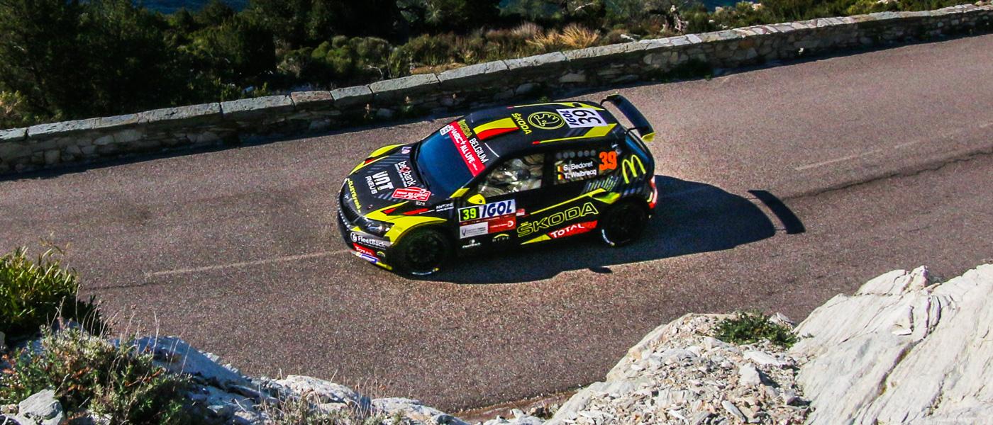 Premiers points en WRC2 pour Sébastien Bedoret au Tour de Corse