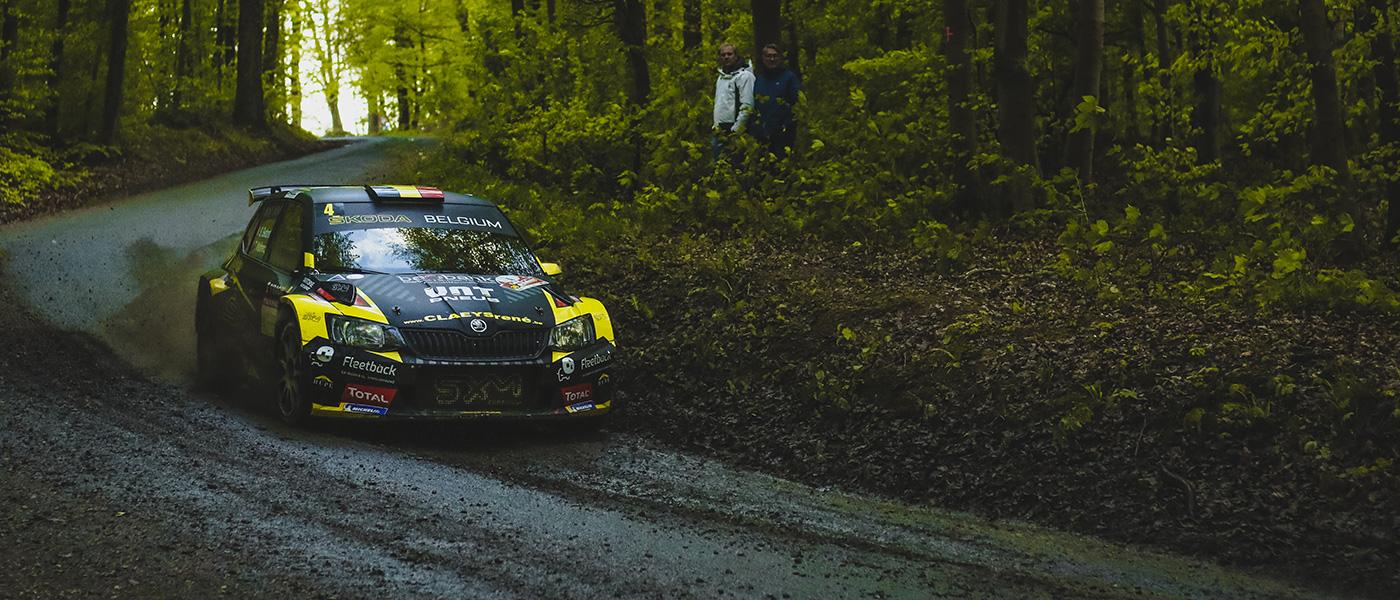 Drie podiums op drie voor Sébastien Bedoret