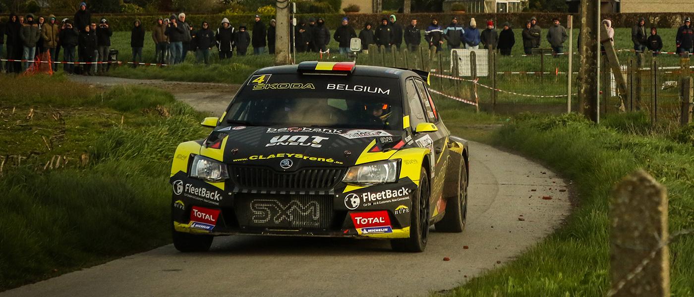 Sébastien Bedoret : « Notre plus beau rallye »