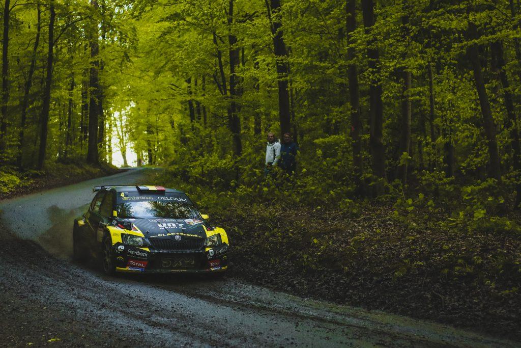 Rally van Wallonië 2019